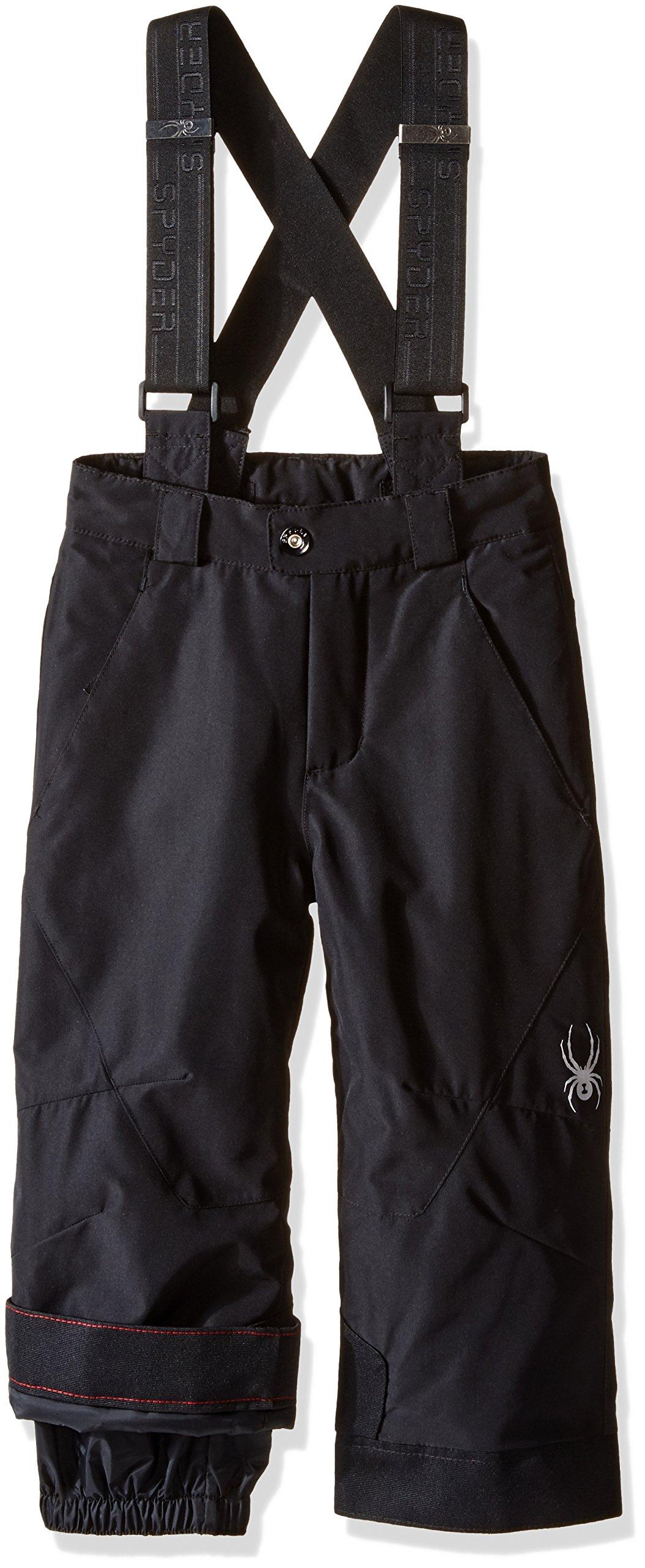 Spyder Boys Mini Propulsion Pants, Size 4, Black