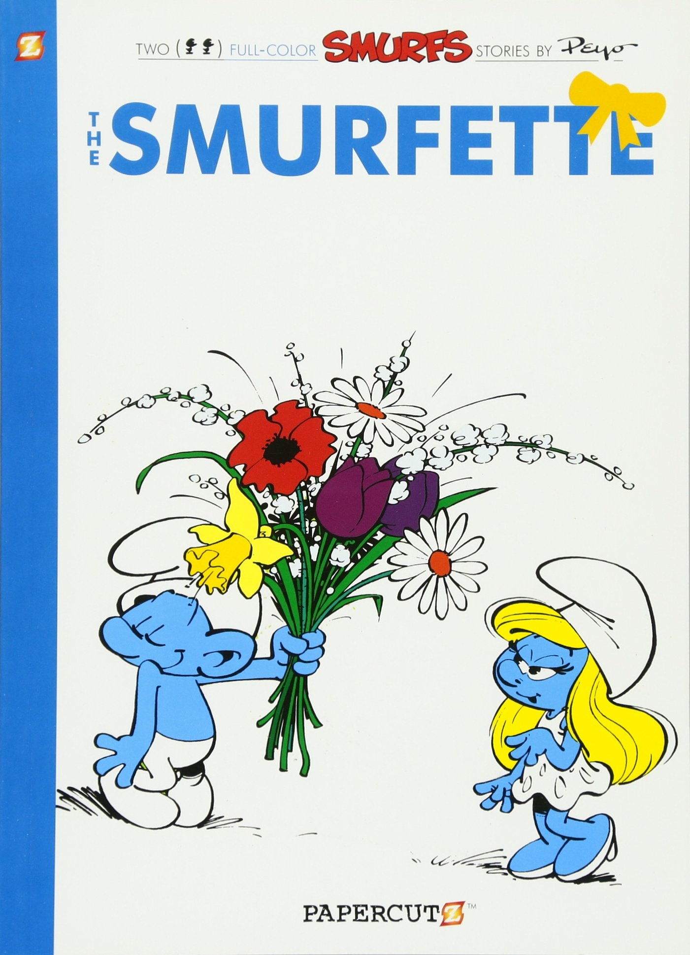 Smurfs #4: The Smurfette, The (The Smurfs Graphic Novels) ebook