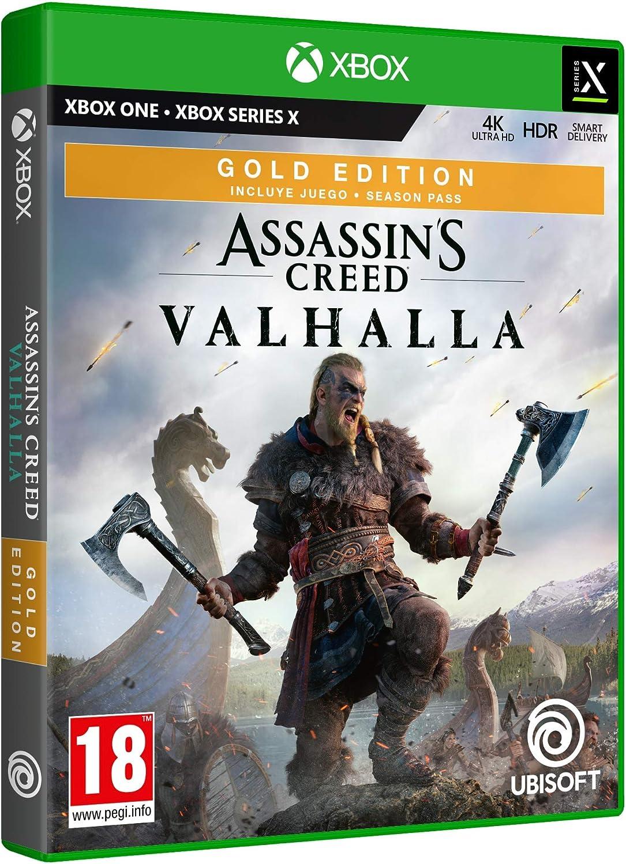 Assassins Creed Valhalla - Gold Edition: Amazon.es: Videojuegos