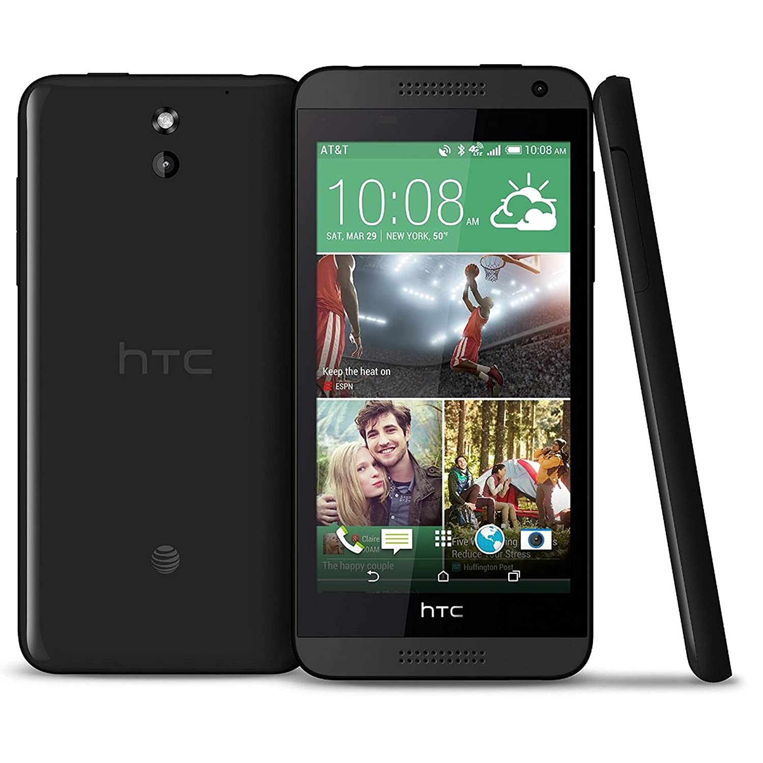 Review of the smartphone HTC Desire 610, customer reviews