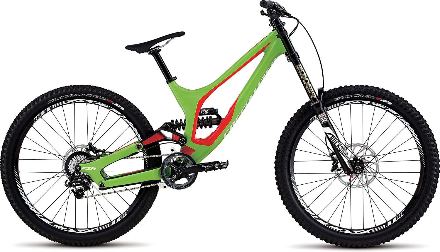 Specialized Demo 8 FSR I 650B – Downhill Mountain Bike – 2017 ...
