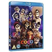 Coco [Blu-ray] [2017] [2018] [Region Free]