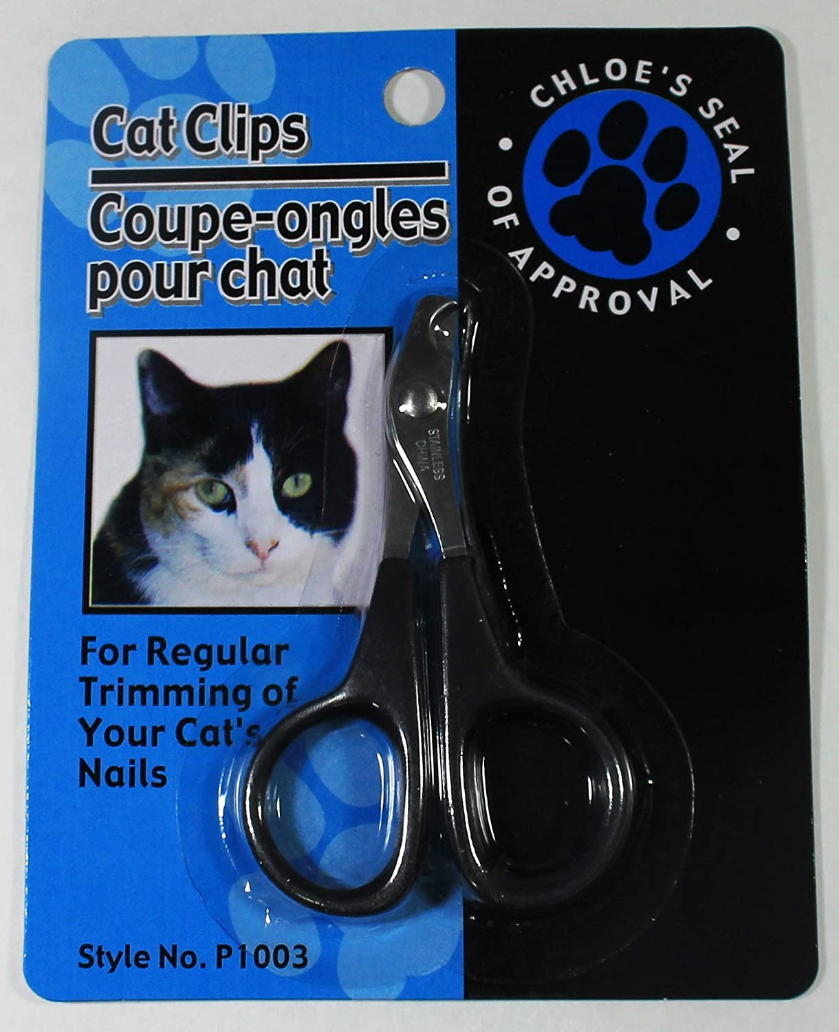 Amazon Cat Clips For Regular Trimming of Your Cats Nails
