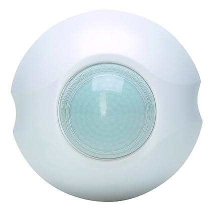 Kopp 822101035 Infracontrol – Detector R 360 °, Detector de Presencia, 3 DE Alambre