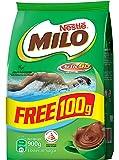 MILO ACTIV-GO Regular Powder Refill Pack, 900g + FREE 100g