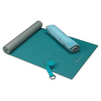 Gaiam Classic Hot Yoga Mat