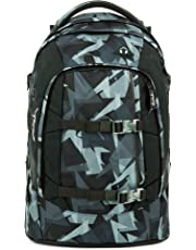 314cc5d14f1cc satch Pack ergonomischer Schulrucksack für Mädchen und Jungen - Gravity Grey