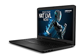 MEDION ERAZER P7643 MD99838 17 Zoll Gaming-Notebook