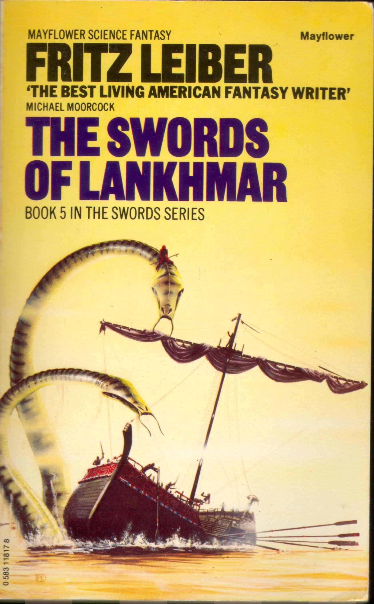 Image result for The swords of lankhmar 1970