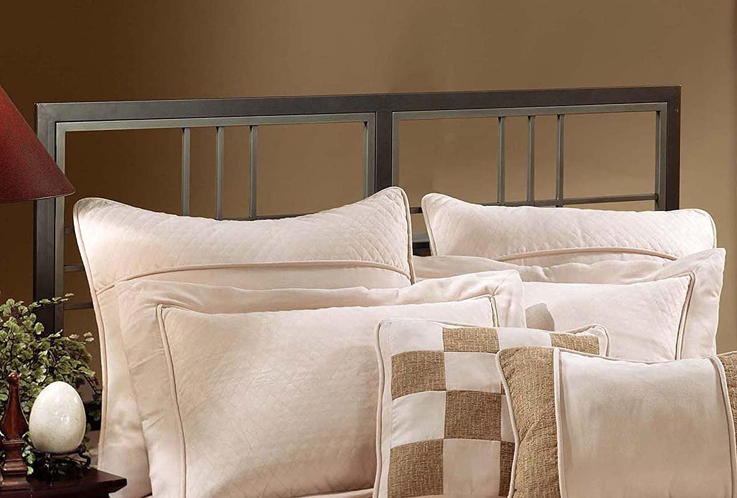 Hillsdale Hillsadale Furniture Tiburon Without Bed Frame Twin Headboard, Magnesium Pewter