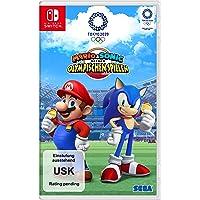 Mario & Sonic bei den Olympischen Spielen: Tokyo 2020. Nintendo Switch