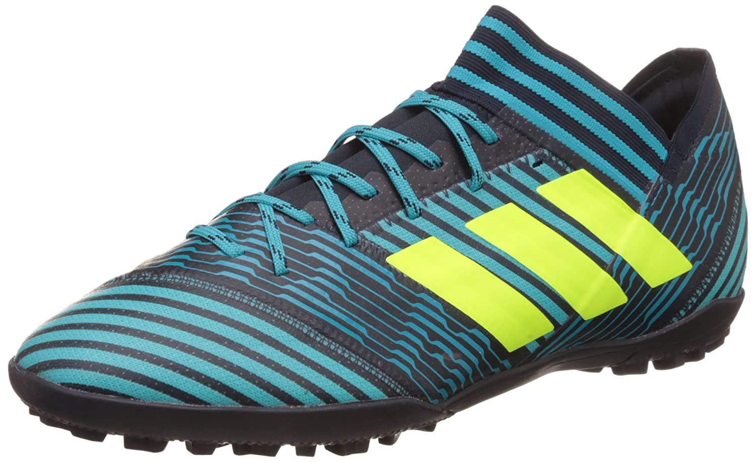 96dd9a50d2c4 Adidas Men's Nemeziz Tango 17.3 Tf Legink/Syello/Eneblu Football Boots - 11  UK/India (46 EU) (BY2463): Buy Online at Low Prices in India - Amazon.in