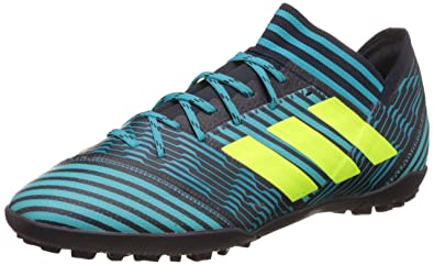 86e88dd98 Adidas Men's Nemeziz Tango 17.3 Tf Legink/Syello/Eneblu Football Boots - 11  UK