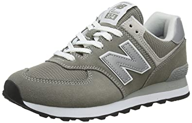 656b7add8 Tênis New Balance 574 Grey Pack