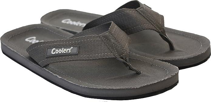 d81032369 Mens Coolers Toe Post Flip Flop Beach Shoe Sandals Navy
