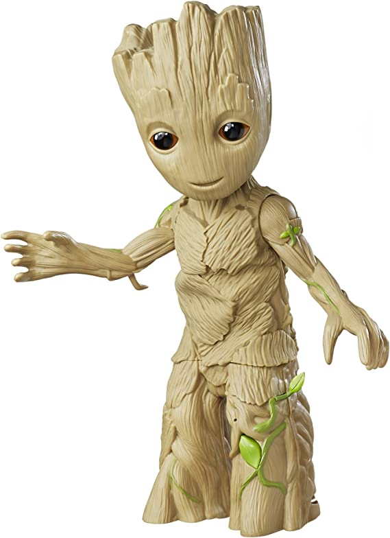 Marvel Groot Guardian Of The Galaxy Avenger 40 Cm Small Statue