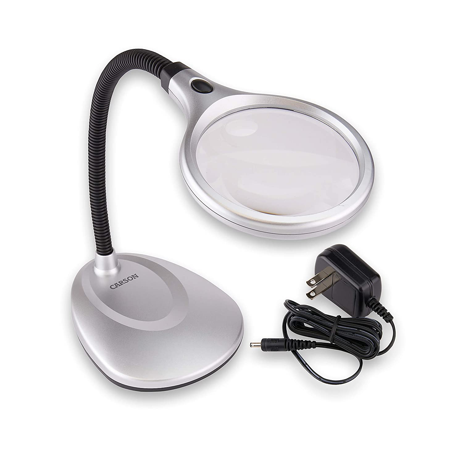 Top 10 Best Magnifying Lamp Reviews in 2021 5