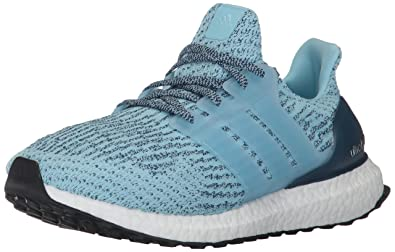 adidas Performance Women\u0027s Ultraboost w, Ice Blue/Ice Blue/Blue Night, 10