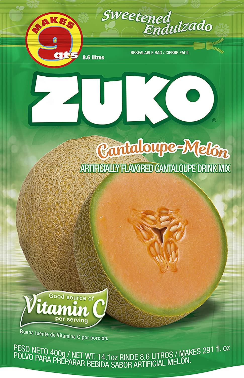Amazon Com Zuko Cantaloupe Instant Powder Drink Family Pack No Sugar Needed Vitamin C 14 1 Ounce Pack Of 6 Powdered Soft Drink Mixes Grocery Gourmet Food Find top songs and albums by cantaloupe antelope, including cantaloupe antelope. zuko cantaloupe instant powder drink family pack no sugar needed vitamin c 14 1 ounce pack of 6