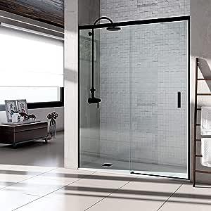 VAROBATH .Mampara de ducha con apertura frontal de puerta ...