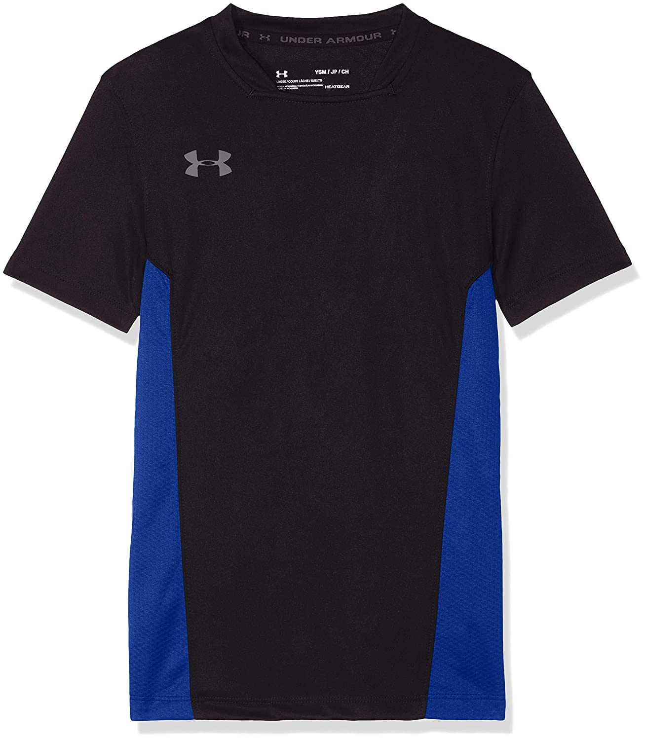Under Armour Boys Youth Challenger II Training Shirt Under Armour Boys/' Youth Challenger II Training Shirt Under Armour Apparel 1314639