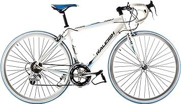 Raleigh Pursuit - Bicicleta de Carretera para Hombre, Talla M (165-175 cm), Color Rojo: Amazon.es: Deportes y aire libre