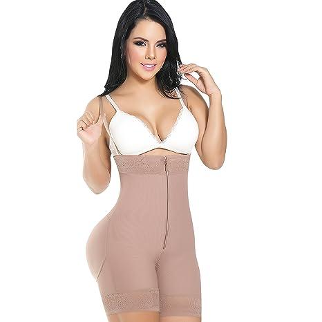 Faja Colombiana Reductora Modeladora Melibelt Faja Levanta Cola Butt Lifting Shaper Girdle 2020 at Amazon Womens Clothing store: