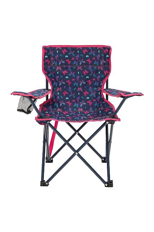 Mountain Warehouse Mini Chaise Pliante Pour Enfants Motif
