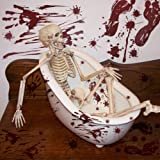 OTBBA Halloween Decorations(40 PCS), Horror