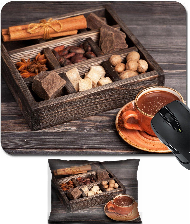 Amazoncom Msd Mouse Wrist Rest And Small Mousepad Set 2pc Wrist