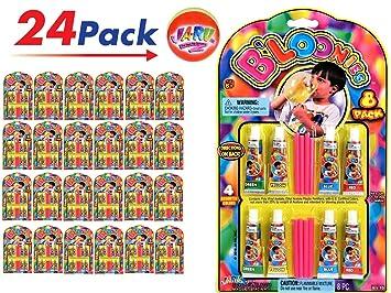 Ja-Ru Ja-Ru B/'loonies Plastic Balloons 8pc Variety Pack Party Supplies