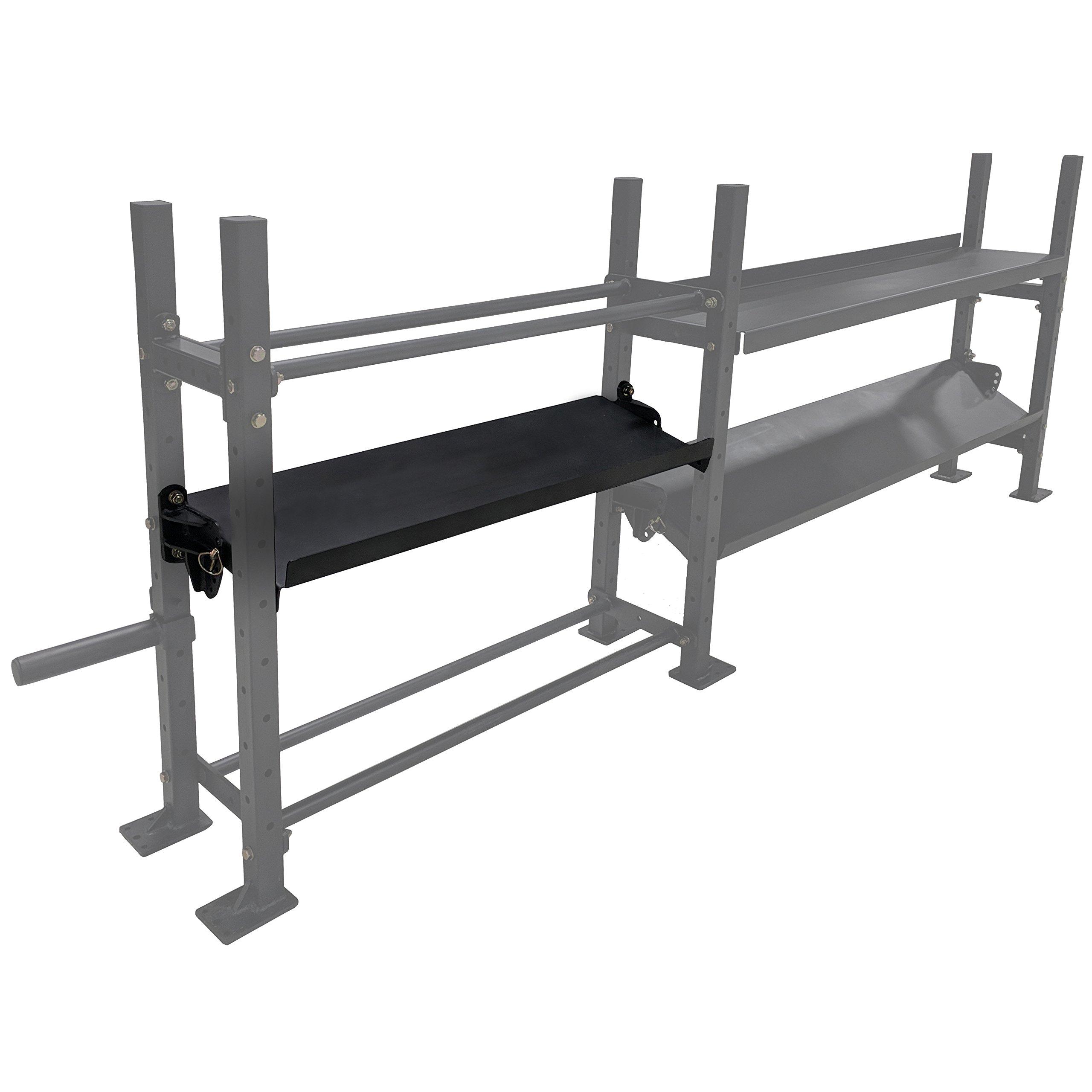 Titan 70'' Rotating Shelf for Mass Storage System by Titan Fitness