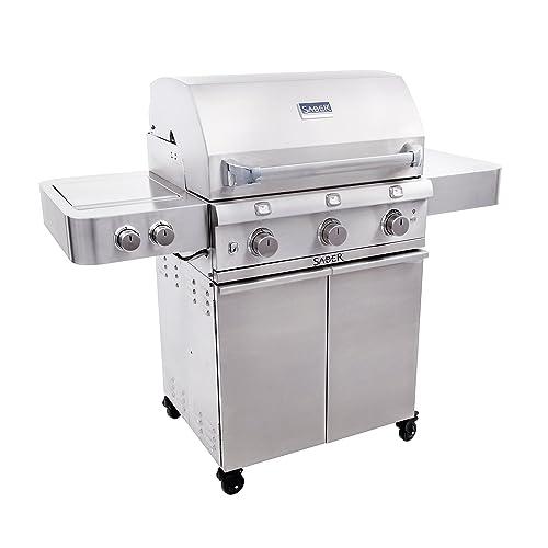 Saber Grills R50sc0017 3-Burner Grill