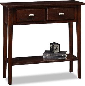 Leick Furniture Chocolate Hall Console/Sofa Table