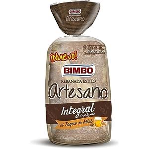 Pan fino Thins integral - 8 unidades - 310 g: Amazon.es ...