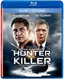 Hunter Killer [Bluray + DVD] [Blu-ray] (Bilingual)