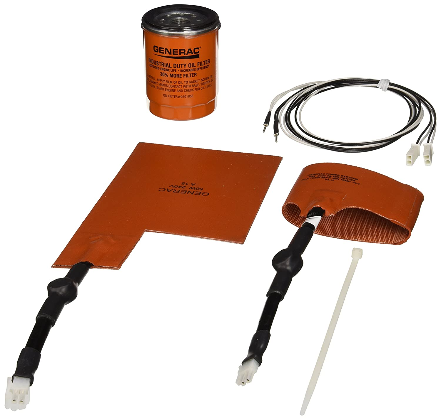 Amazon Generac 6212 Cold Weather Kit for Air Cooled Home