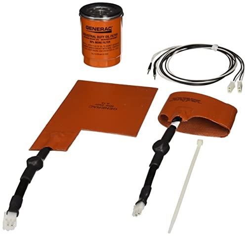 Generac 6212 – Cold Weather Kit for Air-Cooled Home Standby Generators Discontinued by Manufacturer