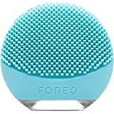 FOREO Luna Go Portable and Personalized Facial Cleansing Brush with Anti-Aging for Oily Skin, 122g