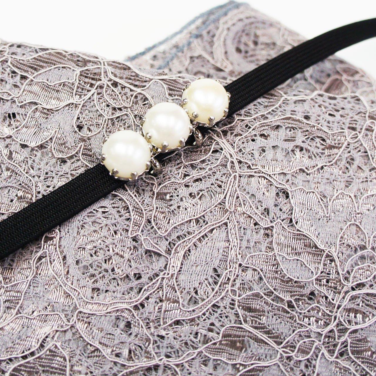 帯揚げ帯締め帯留め3点セット の帯揚 正絹三分紐 帯留 ase1097 B01H01AGFA