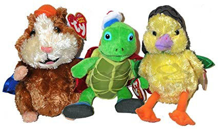 Image Unavailable. Image not available for. Color  Ty Wonderpets Trio Kit  (Turtle Tuck cb0451dc4c3b