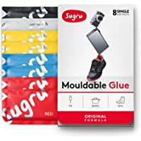 Sugru Mouldable Glue - Original Formula - Classic Colours 8-Pack