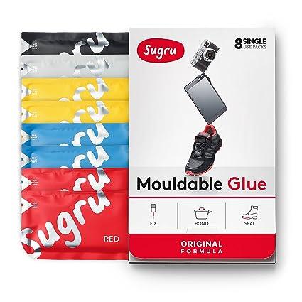 Sugru SMLT8 Mouldable Glue (Pack of 8)