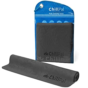 Chill Pal PVA Cooling Towel for Sports, Gym, Yoga, Travel, Camping & More