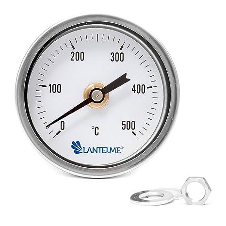 Lantelme Horno de 500 ° c grados/tandoor, horno/parrilla/fumador/
