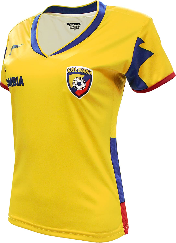 Arza Sports Colombia Women Fan Jersey