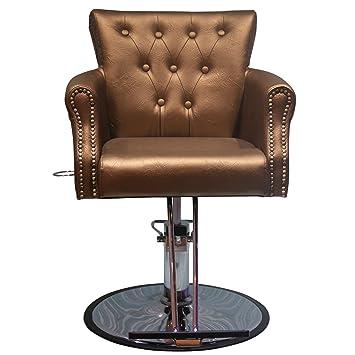 Amazon.com: shengyu hidráulico Styling silla de barbero ...