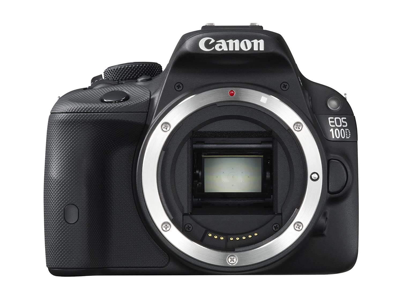 Canon EOS 100D Digital SLR Camera Body Only - 3 inch: Amazon.co.uk ...