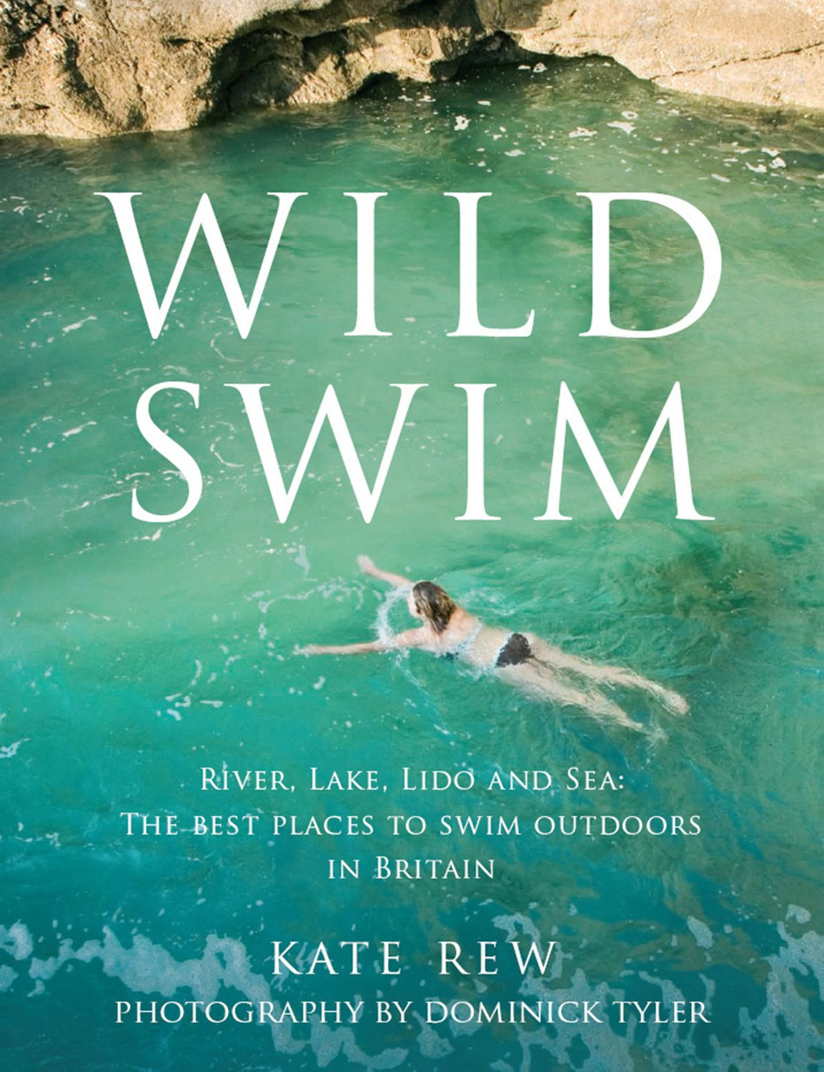 SwimTrek - kate rew book