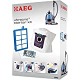 AEG USK2 Kit de sacs et filtres Ultra One pour AEG-Electrolux Ultra One (Import Allemagne)
